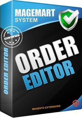 Magento 2 Order Editor