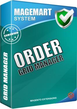 Order Grid Manager