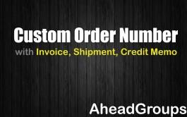 Custom Order Number Pro