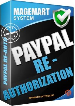 PayPal Pro Re-authorization M2