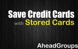 Save Credit Cards Payment Method