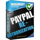 PayPal PayFlow Pro Re-authorization M2